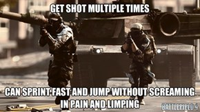Logic in Almost Every FPS Games