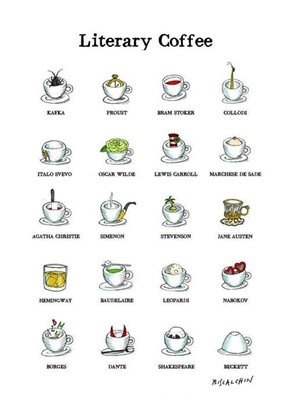 What's Your Literary Coffee Choice?