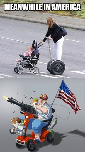 Parenting: 'Murica Style