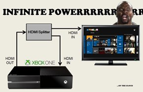 How to Harness the Infinite Power of the Xbox One