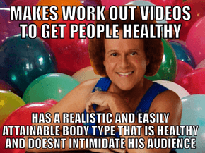 Good Guy Richard Simmons