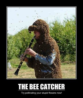 THE BEE CATCHER