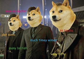 Such Dogetor, so Who