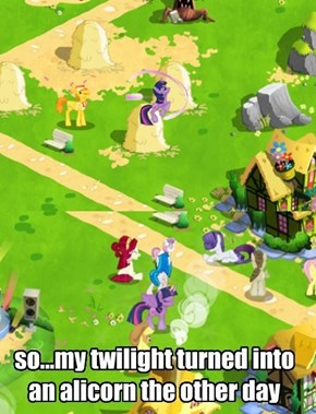 And You Thought Magical Mystery Cure Was Fast