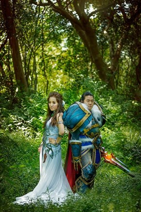 This Warcraft-Themed Wedding is Way Cooler Than the Last Ceremony You Saw