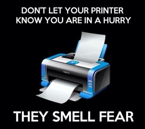 Need This Report Printed in 30 Seconds?