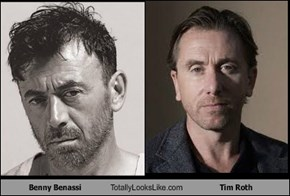 Benny Benassi Totally Looks Like Tim Roth