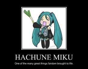 HACHUNE MIKU