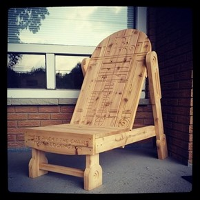 The Astromech Chair