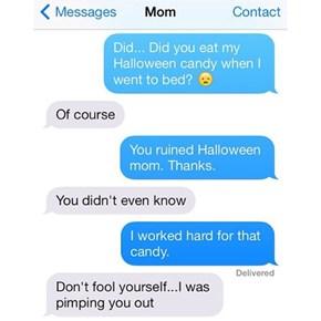 I Guess That Makes Sense, Mom