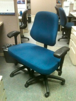 American Sized Office Chair