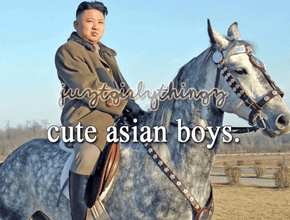 Just Kim Jong Un Things