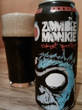 Can of the Week: Zombie Monkie