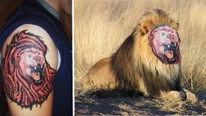 8 Tattoos That Were Mistaken For Being Ugly But Harrowingly Accurate