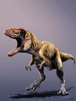 Meet the Tyrannosaurs' Predator the Siats Meekerorum