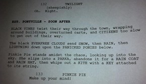 A Deleted Scene form the Season 4 Premiere!