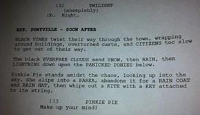 A Deleted Scene form the Season 4 Premiere!