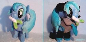 Miku Hatsune Pony Plushie