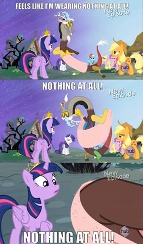 Nothing...