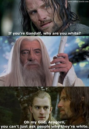 Manners, Aragorn, Manners