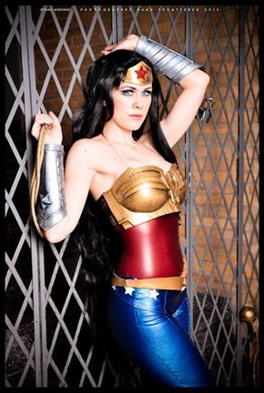 Wondrous Wonder Woman