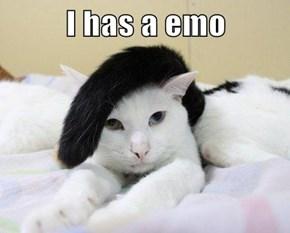 I has a emo