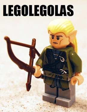 LEGO: The Hobbit Coming 2014