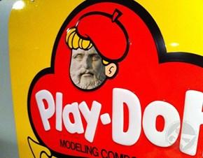 Play-doh Plato