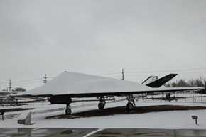 The Truly Stealth Stealth Bomber