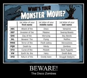 What's Your Horror Movie?