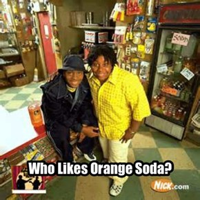 Who Likes Orange Soda?