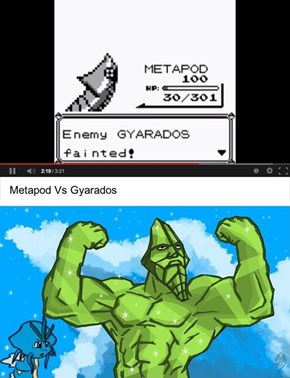 This is Why Gyarados Needed a Mega Evolution