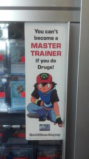 Chemical Dependency, I Choose You!