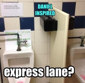 DANIEL INSPIRED