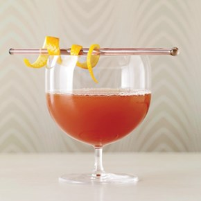 Fall Cocktails: The English Harvest