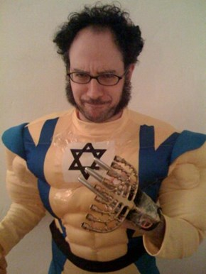 Is Your Menorah Made of Adamantium?