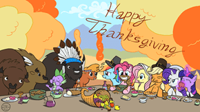Thanksgiving In Equestria