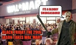 WAL*MART smorgasbord!