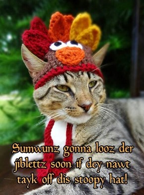 Happy Fangsgibbing to all mai Cheezfrendz!