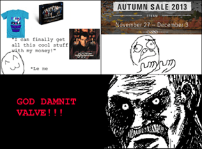 Darn Steam Sales!