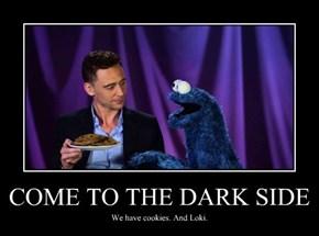 Loki Is a Sith?