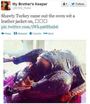 Is That a Flavor-Sweater for Turkey?