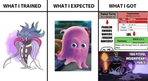The True (Pokémon) Sea Witch