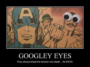 GOOGLEY EYES