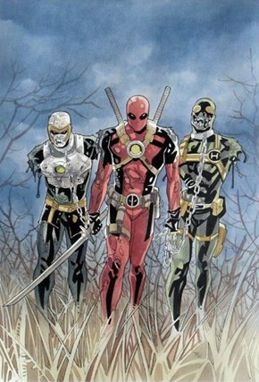 The Walking Deadpool