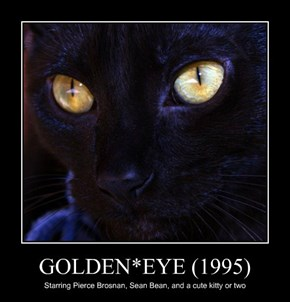 GOLDEN*EYE (1995)