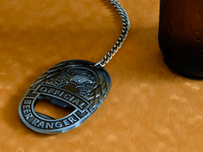 The Badge that Opens Beer