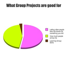 What Group Projects are good for