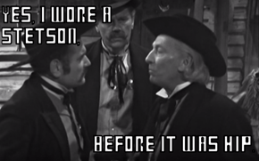 The First Doctor Knows What's Hip