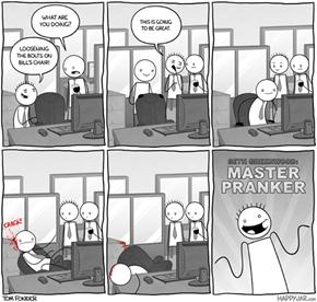Master Prankster